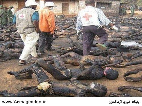 میانمار و سوزاندن مسلمانان