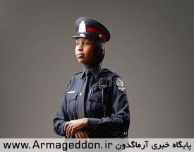 موافقت پلیس کانادا با حجاب افسران پلیس
